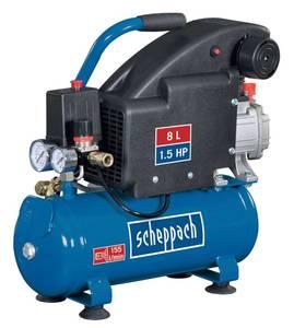 Kompressor HC08 - 8 Liter Scheppach
