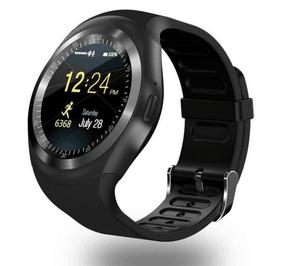 Smartwatch mit Mobiltelefon-, Fitness-Tracker- und Media-Player- Funktion