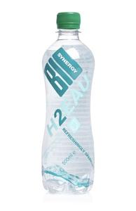 H2EAU Mineralwasser mit Kohlensäure