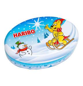 HARIBO             Haribo-Winterdose, gefüllt mit Minis, 250g