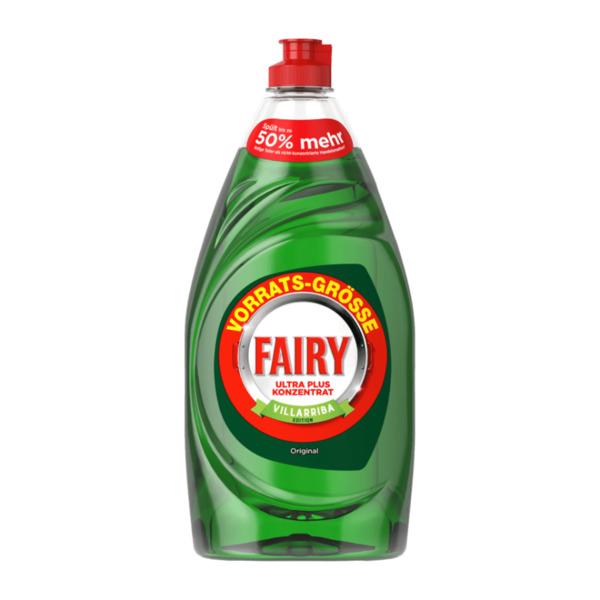 Fairy Ultra Plus Konzentrat Original