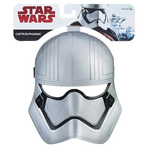 Star Wars - Die letzten Jedi: Maske, Captain Phasma (C1560)