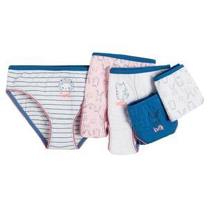 Slip 5er Pack für Mädchen