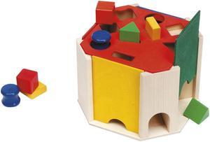 Selecta Quatrino Sortierbox 20cm