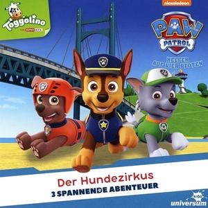 CD Hörspiel - Paw Patrol: Der Hundezirkus (9)