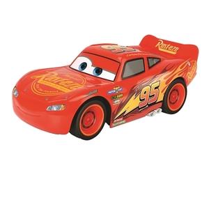 Disney Cars - RC Crazy Crash Car, Lightning McQueen
