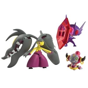 Pokémon - Actionfiguren Multi-Pack, Mega Mawile - Mega Sableye - Hoopa Confined (T19146)