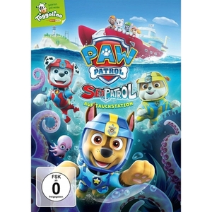DVD - Paw Patrol: Sea Patrol
