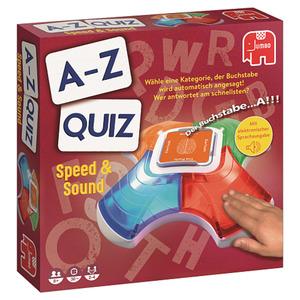 JUMBO - A-Z Quiz Speed & Sound