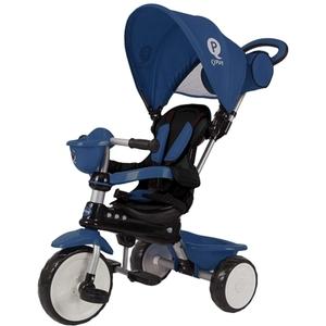 QPlay - Dreirad Comfort 3in1, blau