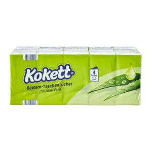 KOKETT     Balsam-Taschentücher