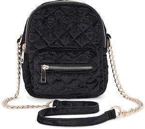 Trend-Umhängetasche von Cox in schwarz für Damen