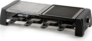 Domo DO9190G Steingrill-Grill-Raclette