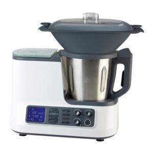 QUIGG     Küchenmaschine mit Kochfunktion und WLAN
