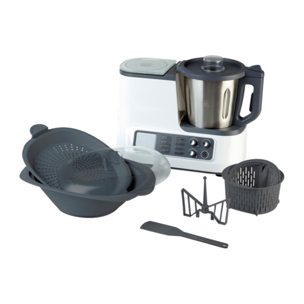 Quigg Kuchenmaschine Mit Kochfunktion Und Wlan