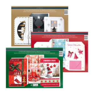 LIVING ART     Weihnachtskarten