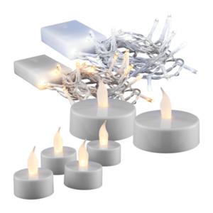 LIGHTZONE     LED-Innenlichterkette / -Teelichte