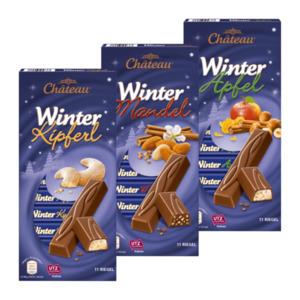 CHÂTEAU     Winter Schokolade