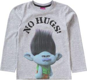 Trolls Langarmshirt Gr. 116 Jungen Kinder