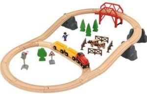 Holzeisenbahnset ´´Landleben´´