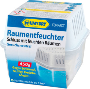 HUMYDRY Raumentfeuchter Compact Original