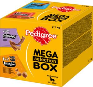 Pedigree Snack für Hunde, Mixpack, Medium