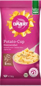 Davert Potato-Cup Röstzwiebeln