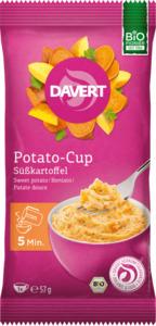 Davert Potato-Cup Süßkartoffel