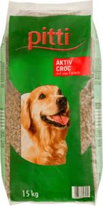 Pitti Boris Trockenfutter für Hunde, Aktiv Croc