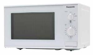 Panasonic Mikrowelle NN-E201W Weiss