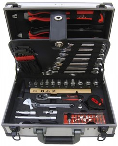 TrendLine Werkzeugkoffer ,  91 teilig