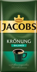 Jacobs Krönung Kaffee Balance gemahlen 500 g