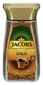 Jacobs Gold Instantkaffee klein 100 g