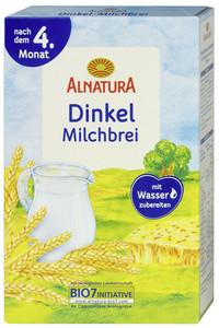 Alnatura Bio Dinkel Milchbrei nach dem 4. Monat 250g