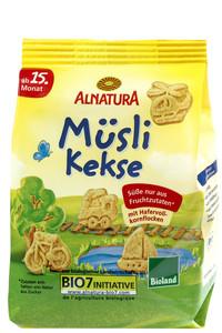 Alnatura Bio Müsli Kekse ab 15. Monat 125 g