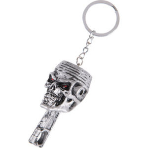 Lethal Threat Schlüsselanhänger        Piston & Skull