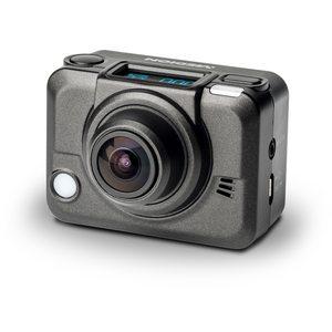 MEDION LIFE® S47018 WLAN Action Camcorder, 5 MP, Full HD, WLAN-fähig, Armband-Fernbedienung, Video- oder Fotoaufnahme, USB-Ladefunktion