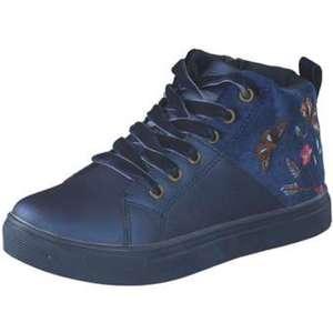 Studio London Schnür Boots Mädchen blau