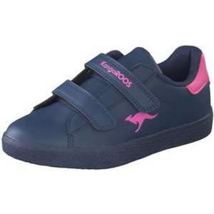 KangaROOS K-Ree Sneaker Mädchen blau