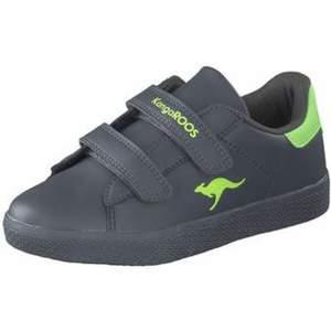 KangaROOS K-Ree Sneaker Jungen grau