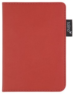 tolino shine 3 Luxe Cover Rot