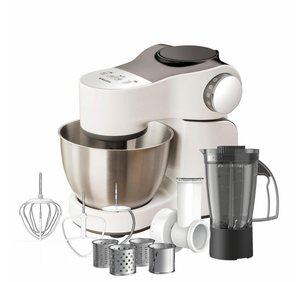 Krups Küchenmaschine KA2531 Master Perfect Plus White/Chrome
