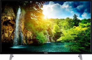 Telefunken D50U600M4CW LED-Fernseher (50 Zoll, 4K Ultra HD, Smart-TV, 36 Monate Garantie)