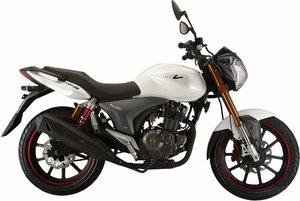 Keeway Motorrad, 125 ccm, 95 km/h, 10,88 PS, »RKV 125 Naked«