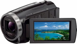 Sony HDR-CX625B Handycam 1080p (Full HD) Camcorder, WLAN, NFC