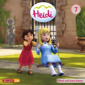 Heidi 07: Heidi soll lesen lernen u.a. (CGI)