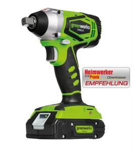 Greenworks Akkudrehschlagschrauber ,  24 V