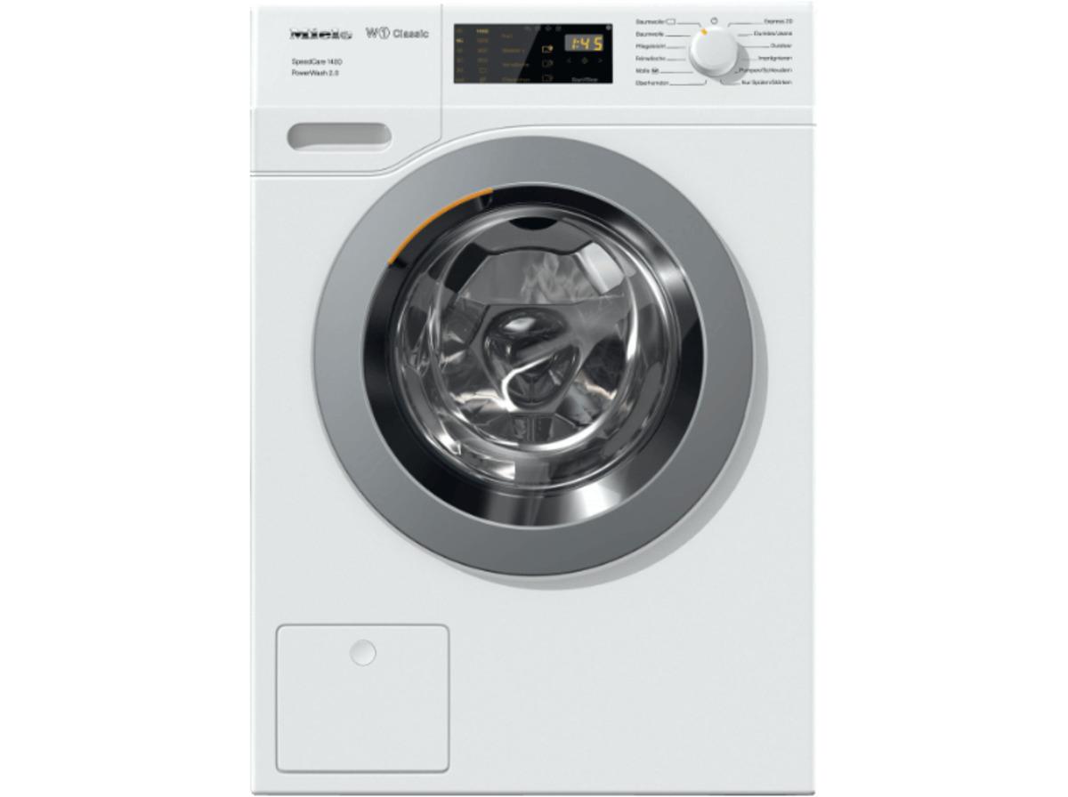 Bild 1 von MIELE WDB 330 WPS SPEEDCARE 1400, 7 kg Waschmaschine, Frontlader, 1400 U/Min., A+++, Weiß