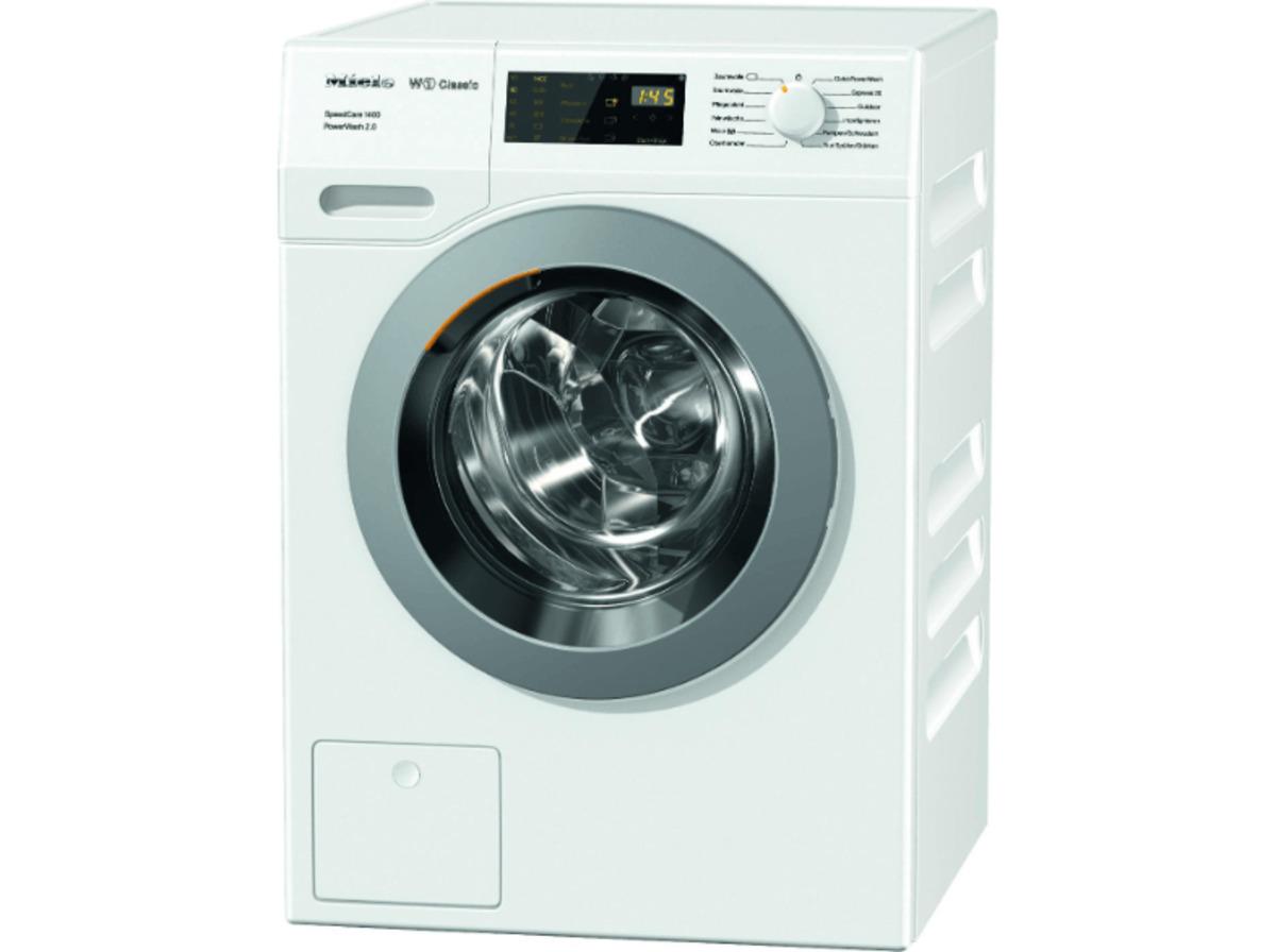 Bild 4 von MIELE WDB 330 WPS SPEEDCARE 1400, 7 kg Waschmaschine, Frontlader, 1400 U/Min., A+++, Weiß