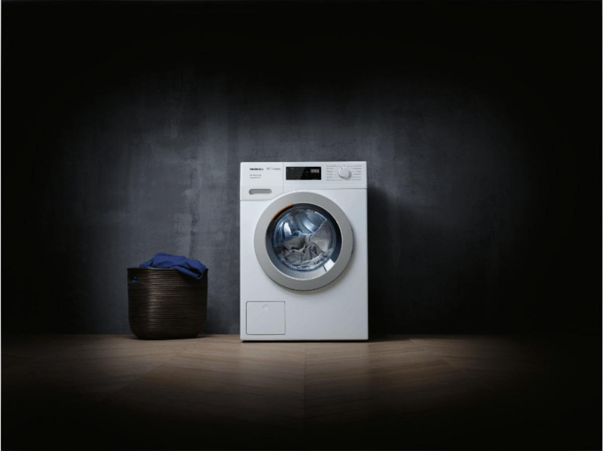 Bild 5 von MIELE WDB 330 WPS SPEEDCARE 1400, 7 kg Waschmaschine, Frontlader, 1400 U/Min., A+++, Weiß